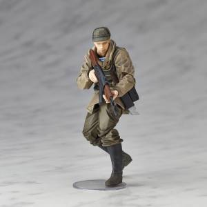 METAL GEAR SOLID V THE PHANTOM PAIN - Soviet Soldier [Micro Yamaguchi/Revol Mini EX-012]