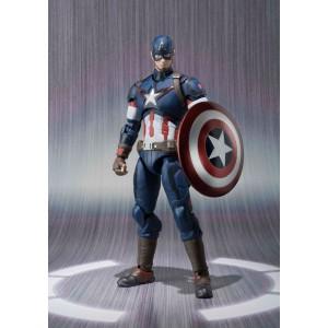 The Avengers: Age of Ultron - Captain America [SH Figuarts]