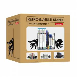 Case Storage - Retro & multi-stand (TAKOSAN) [Goods]
