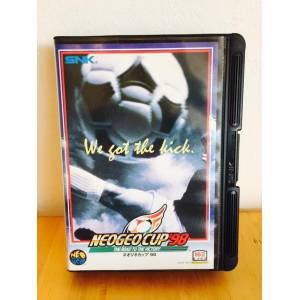 Neo Geo Cup '98 - The Road to the Victory [NG AES - Used Good Condition]