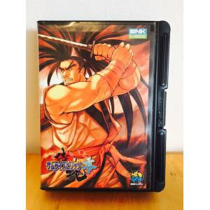 Samurai Spirits 0 / Samurai Shodown V [NG AES - Used Good Condition]
