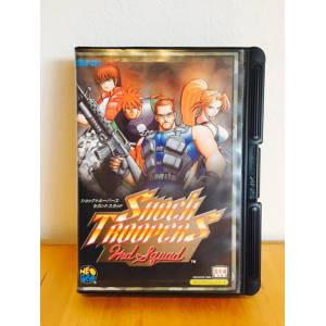 Shock Troopers 2nd Squad [NG AES - Used Good Condition]