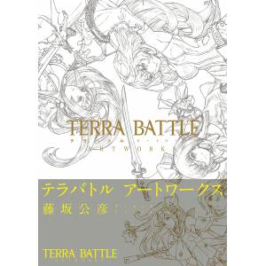 Terra Battle Artworks Ebten Limited Edition [GuideBook / Artbook]