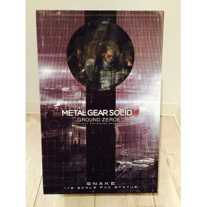 Metal Gear Solid 5 Ground Zeroes - Snake [Gecco]
