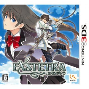 Exstetra [3DS - Used Good Condition]