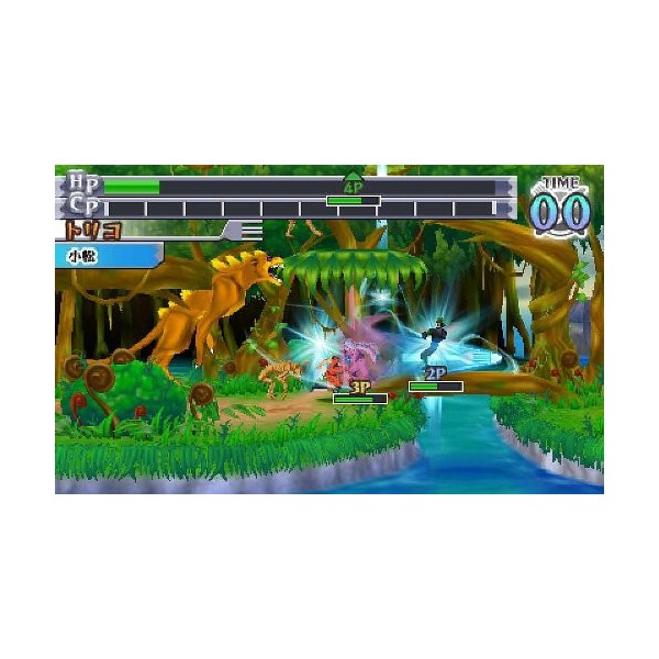 Toriko Game: Used Good Condition (3DS