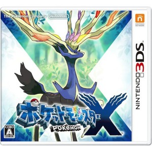 Pocket Monster X / Pokemon X [3DS - Used Good Condition]