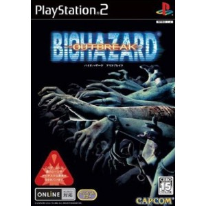 BioHazard Outbreak / Resident Evil Outbreak [PS2 - Used Good Condition]