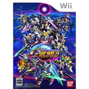 SD Gundam G Generation World [Wii]