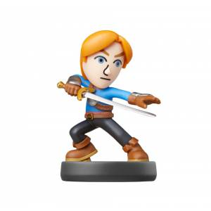 Amiibo Mii Swordman - Super Smash Bros. Series  [Wii U/3DS]