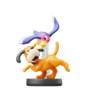 Amiibo Duck Hunt - Super Smash Bros. series Ver. [Wii U]