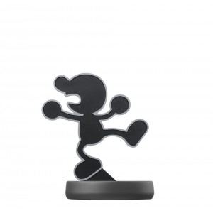 Amiibo Mr. Game & Watch - Super Smash Bros. series Ver. [Wii U]