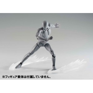 Tamashii EFFECT WAVE Clear Ver. [Brand New]