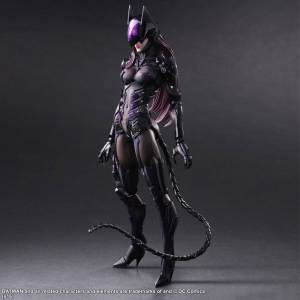 DC Comics - Catwoman TETSUYA NOMURA Ver. [Variant Play Arts]