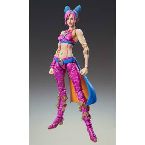 JoJo's Bizarre Adventure - Jolyne Kujo - Wonder Fes. Limited Edition [Super Action Statue]