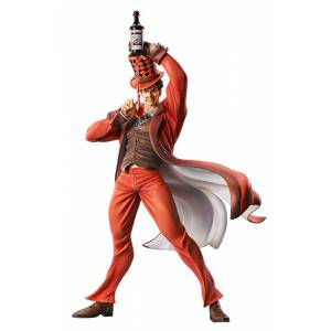 JoJo's Bizarre Adventure - Will A. Zeppeli - Wonder Fes. Limited Edition [Statue Legend]