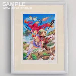 Mushihimesama Futari - Signed Giclay Print