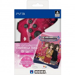 The Idolm@ster Cinderella Girls Controller for Playstation 3 New Generations Version [Brand New]