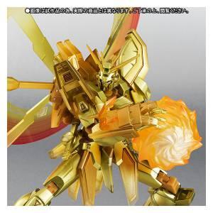 Mobile Fighter G Gundam - (Side MS) GF13-017NJ II - God Gundam Hyper Mode - Limited Edition [Robot Damashii]