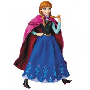 Frozen - Anna [RAH / Real Action Heroes]
