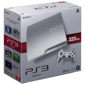 PlayStation 3 Slim 320GB Satin Silver [neuve]