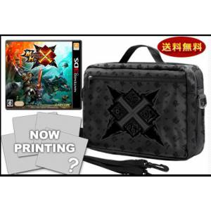 Monster Hunter X / Cross - e-Capcom Limited Edition [3DS]