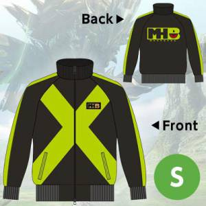 Monster Hunter X / Cross - Green Sweat Zip  - Limited Edition e-Capcom [Goods]
