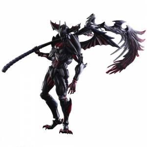 Monster Hunter Cross - Diablos Armor (Rage Series) [Play Arts Kai]