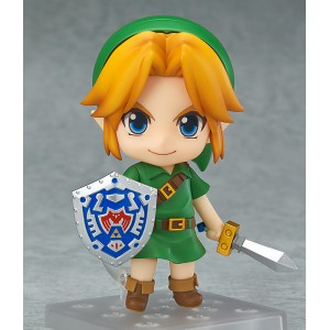 The Legend of Zelda: Majora's Mask 3D - Link: Majora's Mask 3D Ver. [Nendoroid 553]