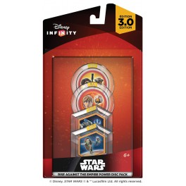 Disney Infinity 3.0 - Star Wars Rise Against The Empire Power Discs Pack [PS4/PS3/WiiU]