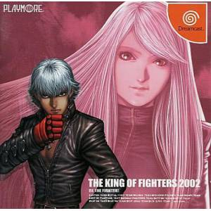The King Of Fighters 2002 [DC - Used Good Condition]