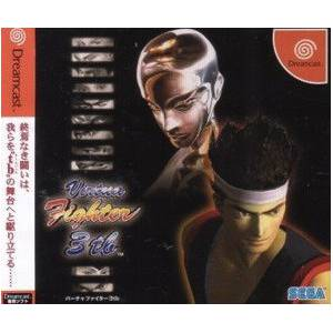 Virtua Fighter 3 tb (1st press with Project Berkley) [DC - Used Good Condition]