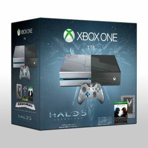 Xbox One - 1TB - Halo 5 Guardians (Limited Edition)