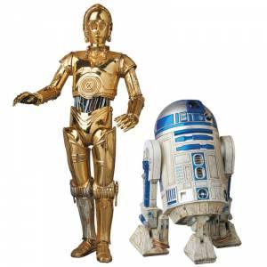 Star Wars - C-3PO & R2-D2 [MAFEX]