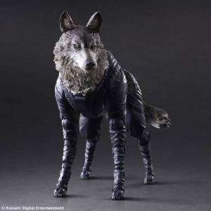 Metal Gear Solid V: The Phantom Pain - D-DOG [Play Arts Kai]