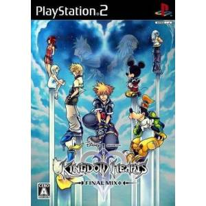 Kingdom Hearts II Final Mix+ [PS2 - Occasion BE]