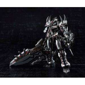 Monster Hunter G Class Henkei Silver Rathalos Weathering Silver [Chogokin]