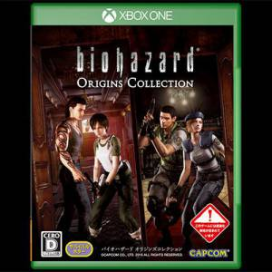 BioHazard / Resident Evil Origins Collection - Standard Edition [Xbox One]