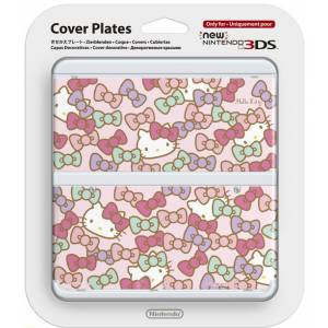Cover Plates - No. 66 Hello Kitty [New 3DS]