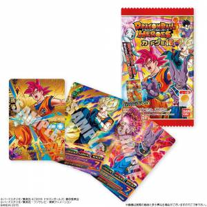 Dragon Ball Heroes - Card Gummy Part.16 20 Pack BOX [Trading Cards]