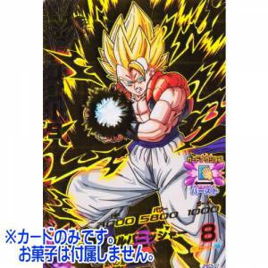 Dragon Ball Heroes - Card Gummy Part.15 Gogeta [Trading Cards]