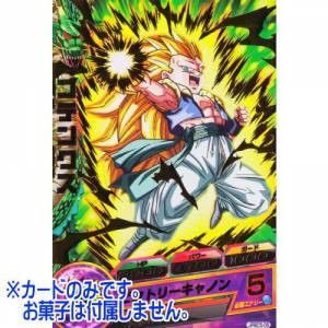 Dragon Ball Heroes - Card Gummy Part.15 Gotenks [Trading Cards]