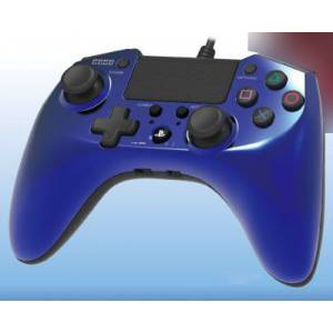 FREE SHIPPING - Hori Pad FPS Plus Blue Version [PS3/PS4 brand new]