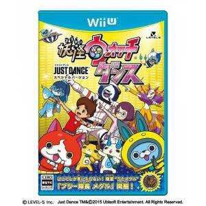 Youkai Watch Dance: Just Dance Special Version Wii Remote Plus Set  [Wii U]