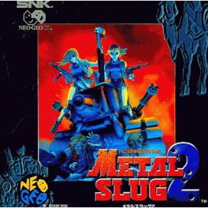 Metal Slug 2 [NG CD - Used Good Condition]