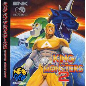 King of the Monsters 2 [NG CD - Used Good Condition]