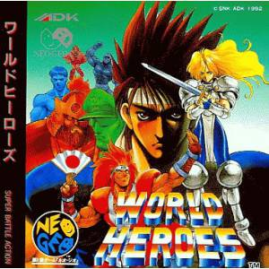 World Heroes [NG CD - Occasion BE]
