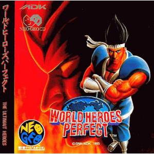 World Heroes Perfect [NG CD - Used Good Condition]