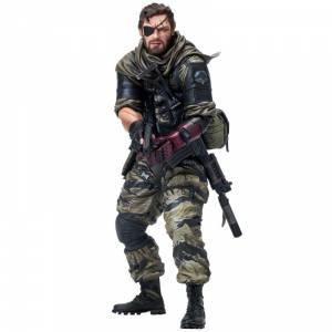 METAL GEAR SOLID V - Venom Snake Complete Figure [mensHdge technical statue]