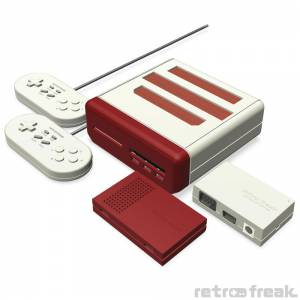 Retro freak - Amazon Limited Set Edition [Cyber Gadget - Brand new]